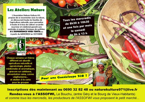 Ateliers Nature